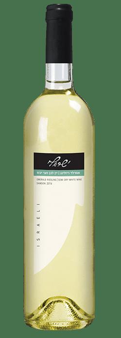 יין לבן חצי יבש ישראלי