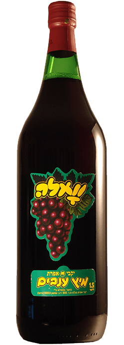מיץ ענבים וואלה