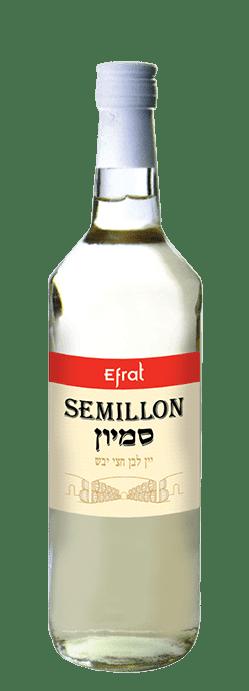 סמיון - יין לבן חצי יבש