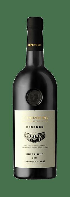 יין אדום מחוזק 2014