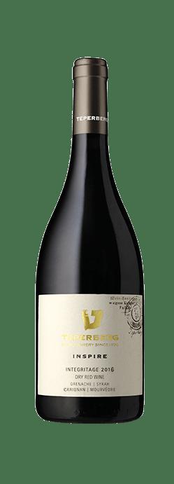 יין אדום יבש 2016 מסדרת inspire