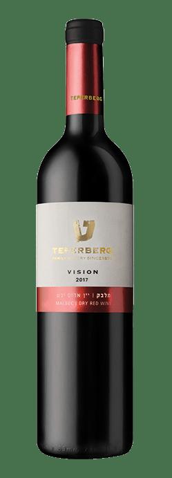 יין אדום יבש מלבק 2017