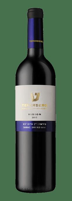 שיראז - יין אדום יבש 2017