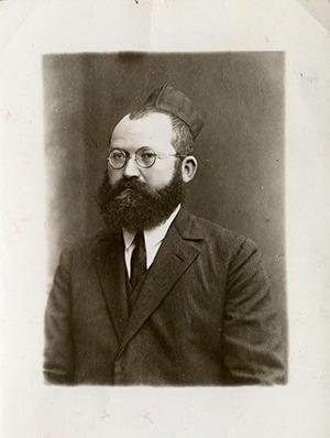 מרדכי ש. טפרברג