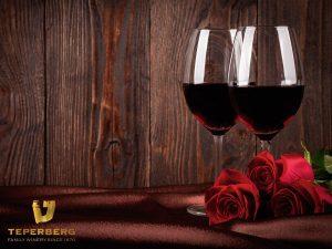 כוסות יין טפרברג