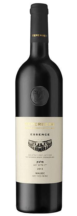 מלבק 2013 - יין אדום יבש מסדרת essence