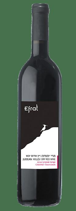 קברנה סוביניון 2016 - יין אדום יבש - אפרת