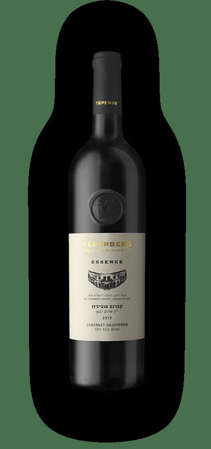 קברנה סוביניון - יין אדום יבש 2013 דור שני
