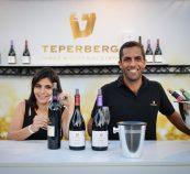 ברמנים בעמדת ברמנים ועליה שלישיית יין