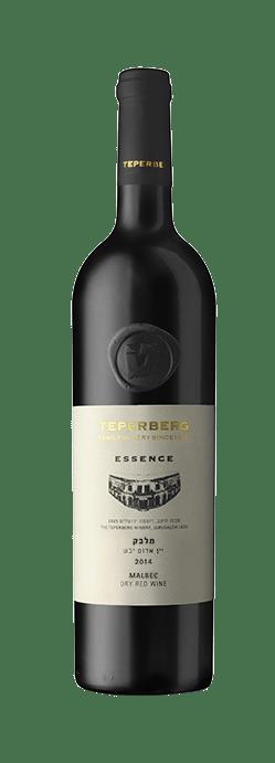 מלבק - יין אדום יבש 2014 מסדרת essence
