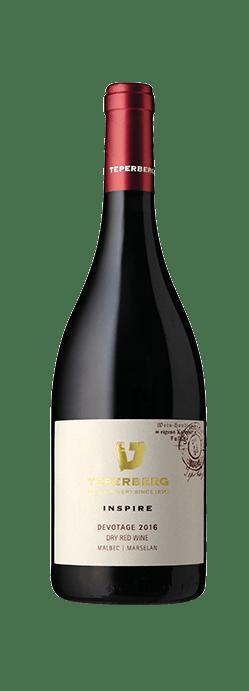 יין אדום יבש מסדרת inspire