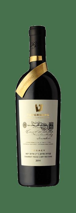 קברנה פרנק יין אדום יבש