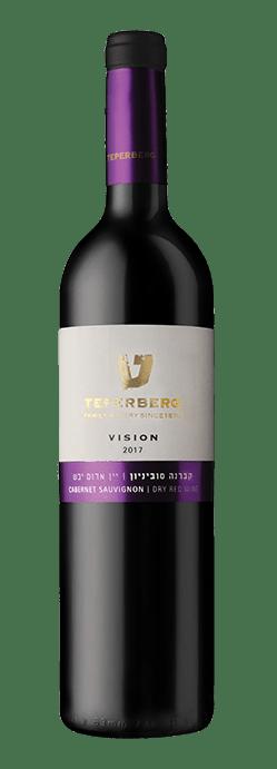 קברנה סוביניון - יין אדום יבש