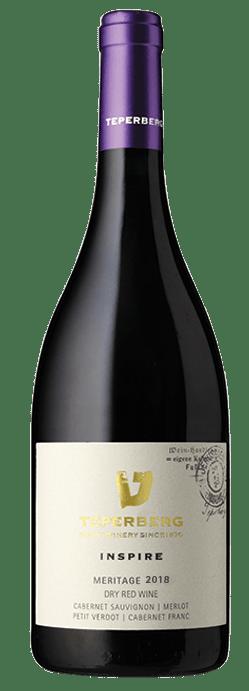 בקבוק יין אדום יבש מריטאז' סדרת אינספייר