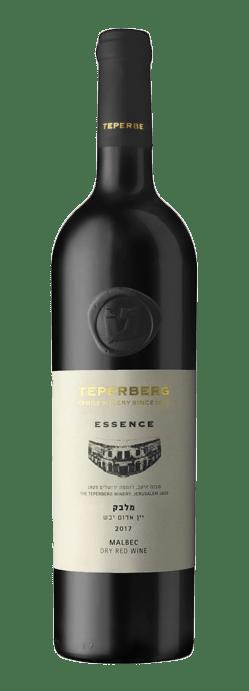 מלבק, יין אדום יבש, סדרת אסנס, בציר 2017
