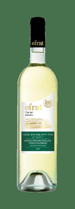 יין לבן חצי יבש בציר 2002, סדרת ישראלי
