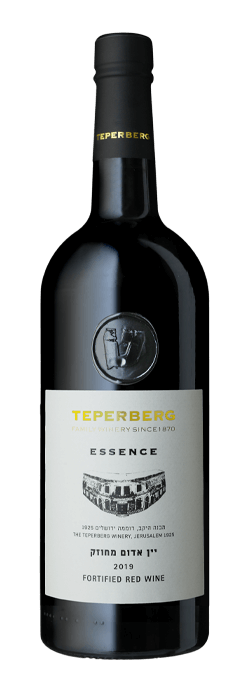 Fortified Red Wine Essence