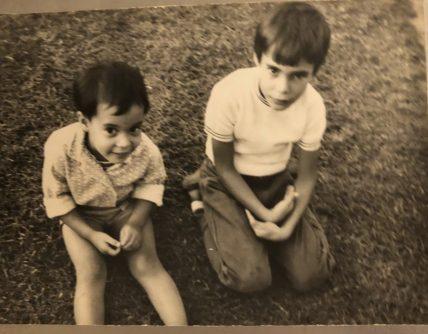 חמי ורותי רודנר תמונת ילדות